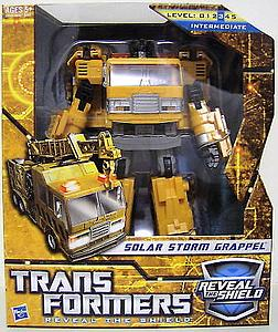 Transformers Reveal the Shield Series Voyager Class Solar Storm Grappel