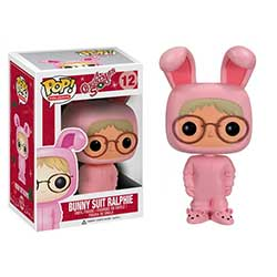 Pop! Movies A Christmas Story Vinyl Figure Ralphie Bunny #12 (Retired)