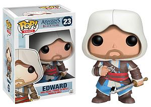 Pop! Games Assassin's Creed IV Vinyl Figure Edward #23 (Vaulted)