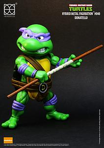 Hybrid Metal Figuration: Donatello #040