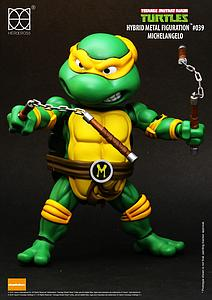 Hybrid Metal Figuration: Michelangelo #039