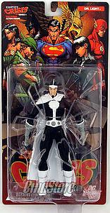 DC Direct Identity Crisis Crisis 6 Inch Series 1 Dr. Light
