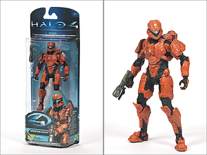 Halo 4 Series 2: Spartan Scout
