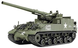US Self-Propelled 155mm Gun M40 (35351)