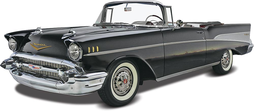 '57 Chevy Convertible (85-4270)