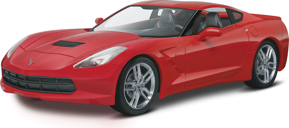 2014 Corvette Stingray (85-4350) (Retired)
