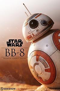 Star Wars The Force Awakens Premium Format Figure BB-8 (#627/700)