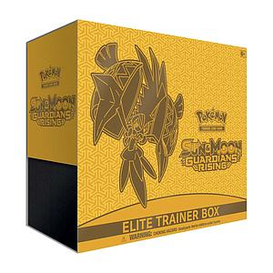 Pokemon Trading Card Game: Sun&Moon (SM2) Guardians Rising Elite Trainer Box