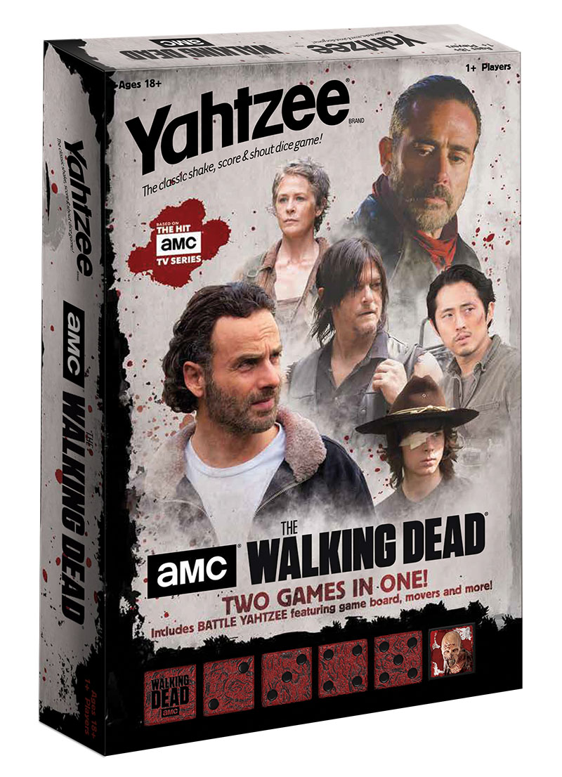 Battle Yahtzee: The Walking Dead