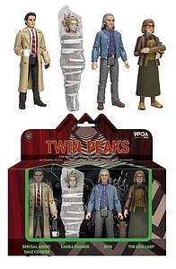 9POA Twin Peaks Action Figure: 4-Pack