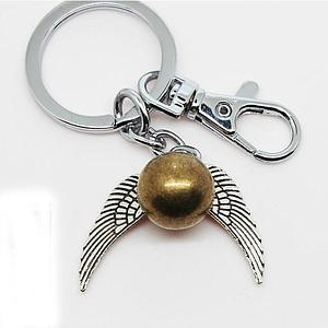 Harry Potter Keychain Golden Snitch