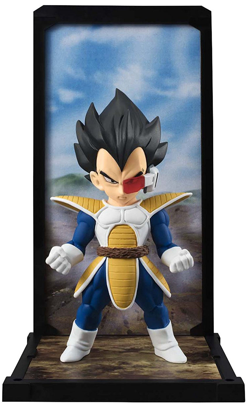 Dragon Ball Z Tamashii Buddies: Vegeta #015