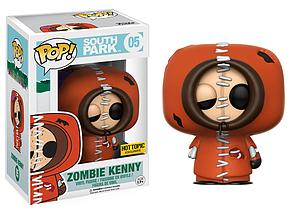 Pop! Television South Park Vinyl Figure Zombie Kenny #05 Hot Topic Exclusive