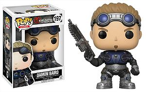 Pop! Games Gears of War Vinyl Figure Damon Baird #197