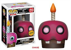 Pop! Games Five Nights at Freddy's Vinyl Figure Nightmare Cupcake #213 Chase