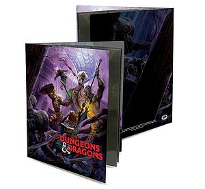 Dungeons & Dragons 18-Pocket Character Portfolio: Drow Attack