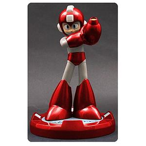 Red Mega Man (2016 SDCC Exclusive)