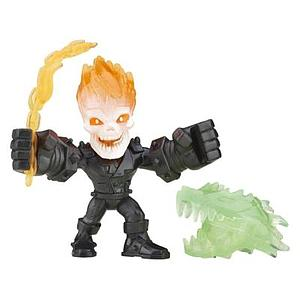 Marvel Super Hero Mashers Micro Series 2 Ghost Rider Figure