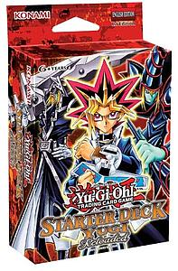 YuGiOh Trading Card Game Starter Deck: Yugi Reloaded