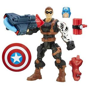 Marvel Super Hero Mashers Winter Soldier Figure