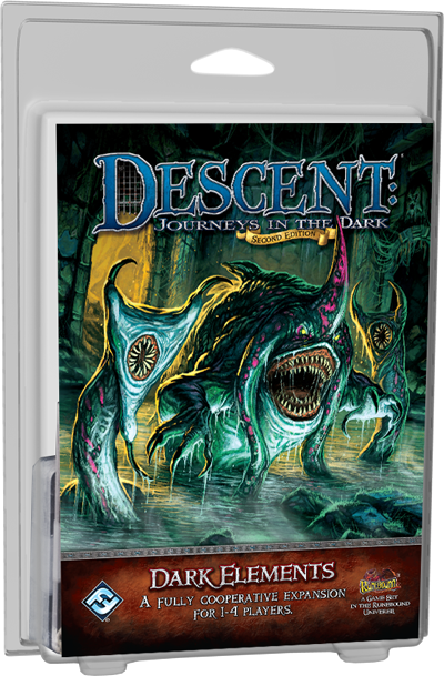Descent: Journeys in the Dark - Dark Elements