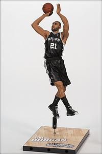 NBA Sportspicks Series 24 Tim Duncan (San Antonio Spurs)