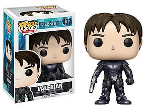 Pop! Movies Valerian and the City of a Thousand Planets Vinyl Figure Valerian #437