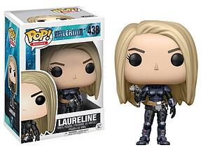 Pop! Movies Valerian and the City of a Thousand Planets Vinyl Figure Laureline #438