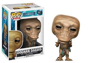 Pop! Movies Valerian and the City of a Thousand Planets Vinyl Figure Doghan Daguis #439