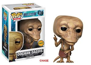 Pop! Movies Valerian and the City of a Thousand Planets Vinyl Figure Doghan Daguis #439 (Chase)