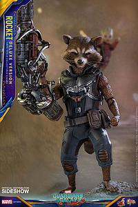 Rocket Raccoon (Deluxe Version) (MMS411)
