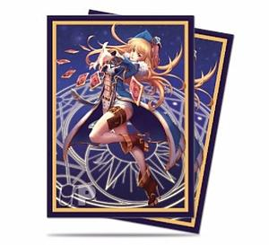 Card Sleeves 60-pack Small Size: Charlotte