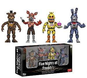 Five Nights at Freddy's 4-Pack Figure Set: Five Nights at Freddy's