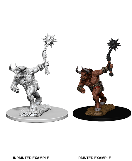 Dungeons & Dragons Nolzur's Marvelous Miniatures: Minotaur