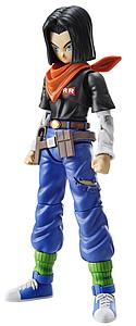 Dragon Ball Z Plastic Model Kit: Android #17