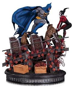 Batman vs. Harley Quinn
