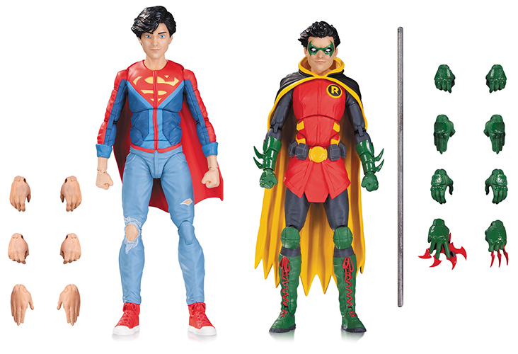 DC Comics Icons: Super Sons #26