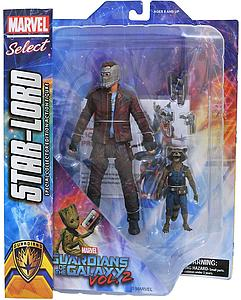 Marvel Select: Star-Lord & Rocket Raccoon