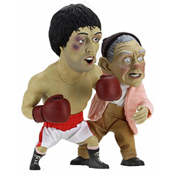 Puppet Maquette Rocky & Mickey