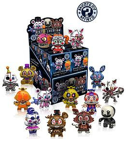 Mystery Minis Blind Box: Five Nights at Freddy's Series 2 (12 Packs)