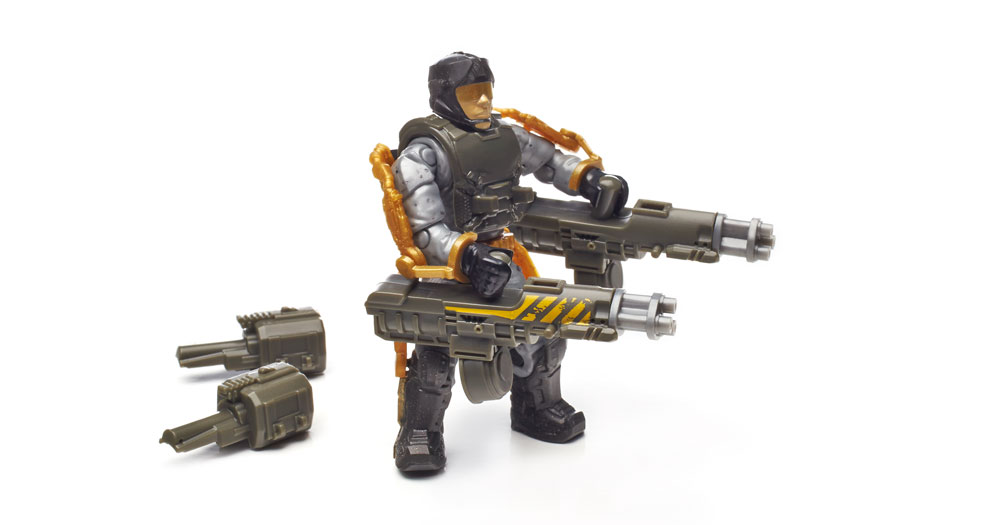 Call of Duty Collector Construction Sets Advanced Enforcers