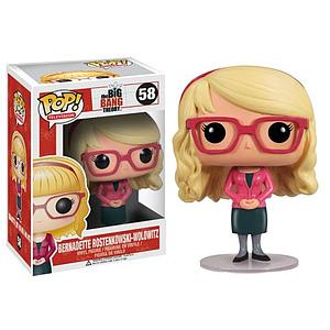 Pop! Television The Big Bang Theory Vinyl Figure Bernadette Rostenkowski-Wolowitz #58 (Retired)