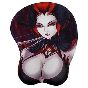 League of Legends 3D Wrist Rest Mousepad Elise