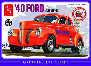 1940 Ford Coupe Original Art Series
