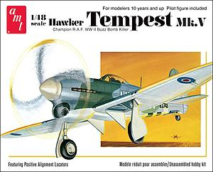 Hawker Tempest V Airplane