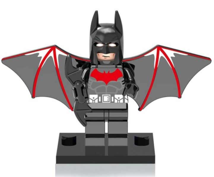 DC Comics SuperHeroes Minifigure: Batman Beyond