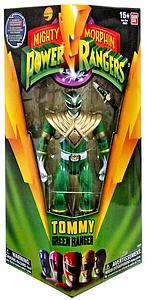 Mighty Morphin Power Rangers Tommy Green Ranger