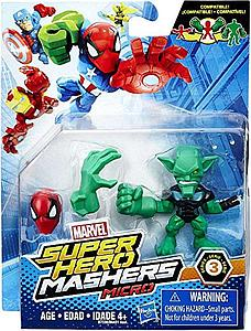 Marvel Super Hero Mashers Micro Series 3 Green Goblin Figure