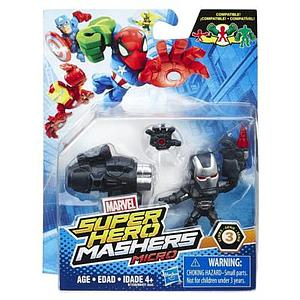 Marvel Super Hero Mashers Micro Series 3 Marvel's War Machine Figure