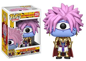 Pop! Animation One Punch Man Vinyl Figure Lord Boros #259